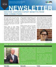 IPAM Newsletter - 2014