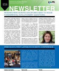 IPAM Newsletter - 2015 FINAL
