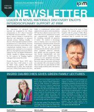 IPAM Newsletter - 2016