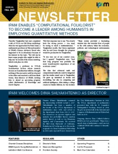IPAM Newsletter 2017_front page