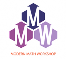Modern Math Workshop logo